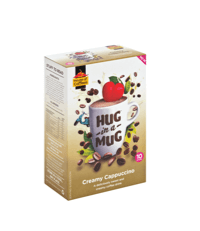 Hug in a Mug use USS Pactech for their packaging equipment needs
